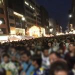 この祭りはすごい!人生初の祇園祭りに参戦in京都