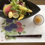 ランチ打ち合わせ日記:Steak&Fusion IZUMIさんでステーキランチ