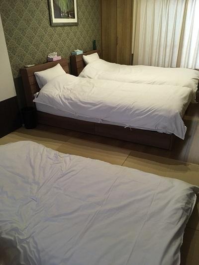 内観 CASA二条:京都に家族連れで行くならホテルより1棟貸家が便利