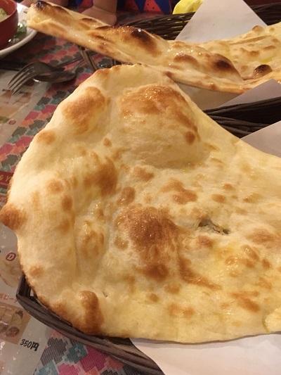 ナン 京都カレーランチ日記:ネパール料理ヤク&イエティのコスパが高い