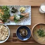 富山ランチ日記:玄米が美味しい♪舟橋村のお※食堂さん