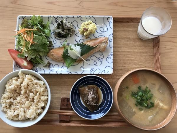 鮭玄米 富山ランチ日記:ヘルシー&美味しい♪船橋村のお※食堂さん