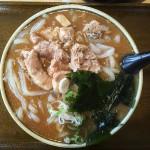 個人的富山のソウルフードは麺専門店アラキの味噌ホルモンうどん