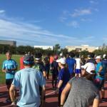 これはマラソンの良い練習になりますよ!うおづスポラさんの「みんなで走る3時間走」