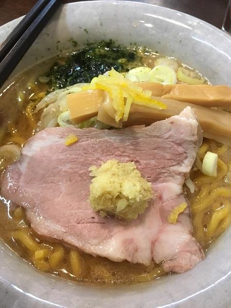 人気の金沢味噌ラーメン!麺屋大河(高柳店)