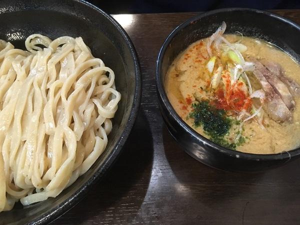 人気の金沢味噌ラーメン!麺屋大河(高柳店) つけ麺画像