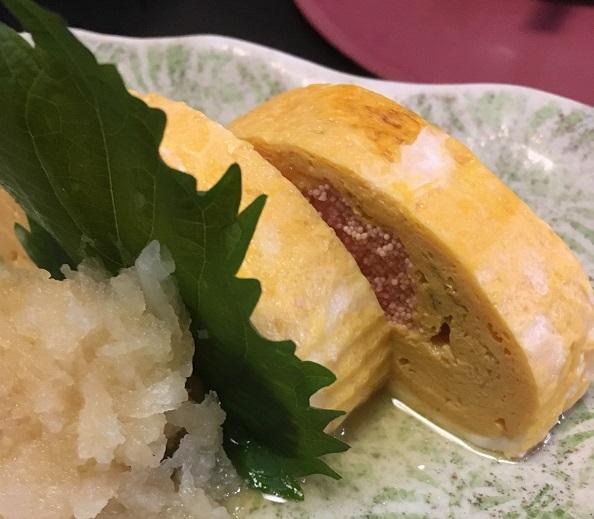 卵焼き 奈良おばんざい料理なら小料理奈良