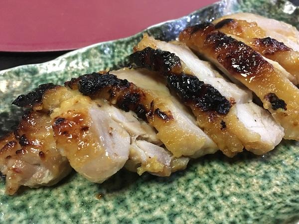 鶏の味噌焼き 奈良おばんざい料理なら小料理奈良