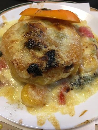 柿グラタン  奈良おばんざい料理なら小料理奈良