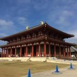 国宝密度がすごい!創建1300年の興福寺へ。300年ぶり?に再建された中金堂も。