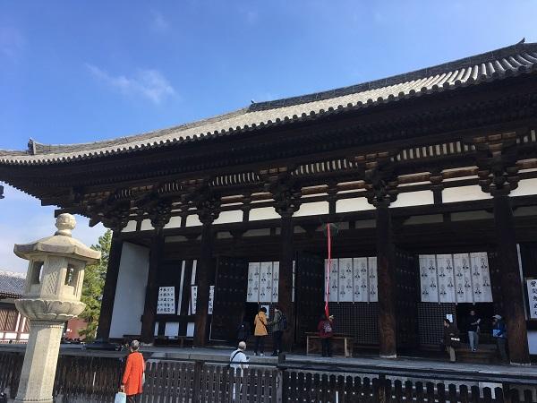 東金堂外観 興福寺奈良