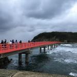 福井屈指のパワースポット!海を渡って雄島(大湊神社)へ