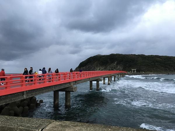 福井雄島(大湊神社) 橋