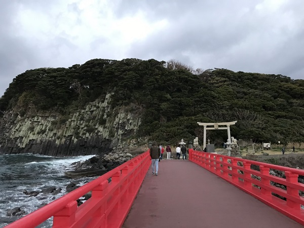 福井屈指のパワースポット!海を渡って雄島(大湊神社)へ:福井観光日記
