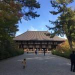 奈良世界遺産観光:凛とした空気が流れる唐招提寺へ