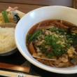 天ぷらそば(大) 富山ランチ日記:雰囲気、味良し!の手打ち蕎麦 おゝえさんでランチ会