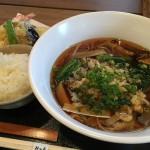 富山ランチ日記:雰囲気&味良し!の手打ち蕎麦 おゝえさんでランチ会