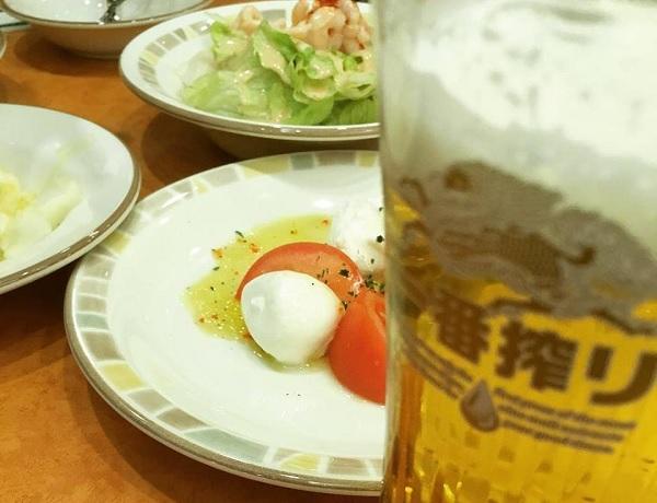 サイゼリヤのビールジョッキがプラスチック製に!