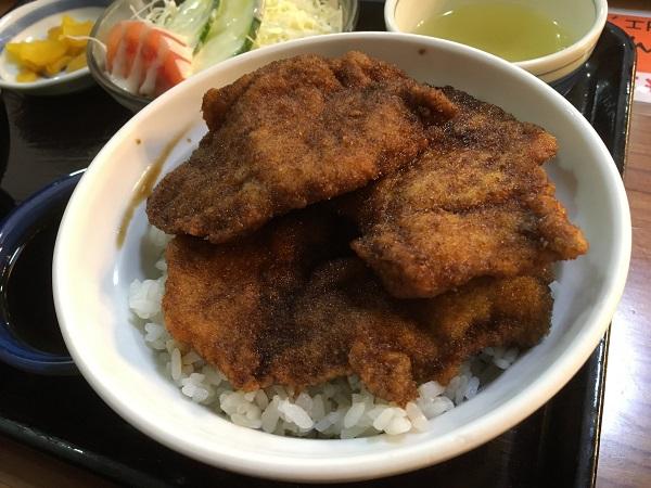 ソースカツ丼 ヨーロッパ軒総本店