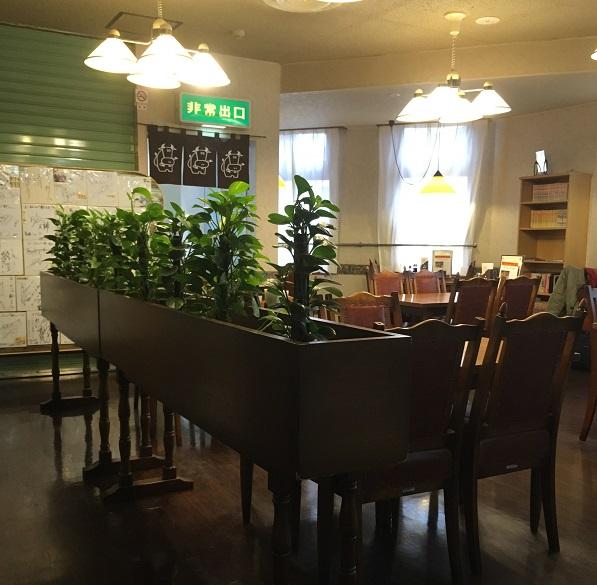 店内風景 福井ランチ:老舗ソースカツ丼の名店「ヨーロッパ軒総本店」へ!!