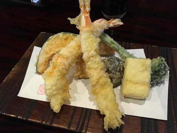 天ぷら 砺波福助さん:おつまみ系も美味しい人気お蕎麦屋さんでした!