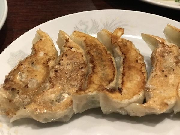 焼餃子 小松市中華料理清ちゃん