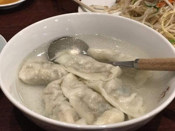 水餃子 小松市中華料理清ちゃん