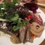 前菜盛り合わせで大満足!高岡の人気イタリアンnoce(ノーチェ)