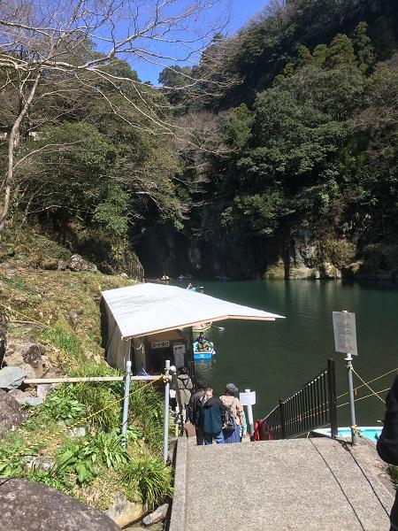 ボート乗り場 市内から遠いけど行く価値あり!宮崎人気の観光スポット高千穂峡へ