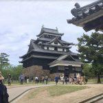 国宝松江城に行ってきました。休日・大型連休の臨時駐車場情報あり