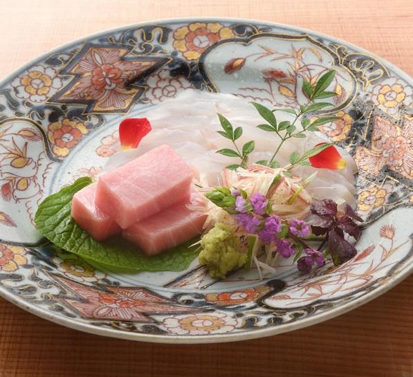 刺し身盛り合わせ 接待・会食におすすめ。美和食額で和食会席を楽しむ:富山日本料理日記