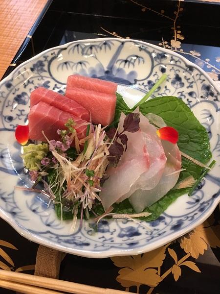 クエ 本マグロ 接待・会食におすすめ。美和食額で和食会席を楽しむ:富山日本料理日記