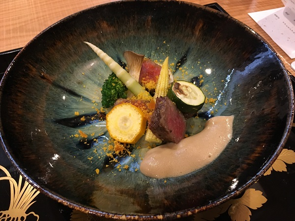 フィレ肉 接待・会食におすすめ。美和食額で和食会席を楽しむ:富山日本料理日記