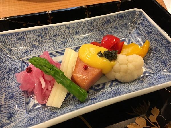 ピクルス 接待・会食におすすめ。美和食額で和食会席を楽しむ:富山日本料理日記