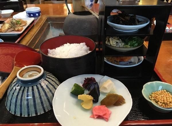 近為深川1号店 お茶漬けセット
