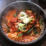 尼崎ランチ:旨い!辛い!アツい!スンドゥブチゲタン(韓国料理)