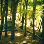 人生初キャンプでテント泊する際の心構え