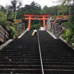 熊野那智大社の大門坂登山は雨の日やめておいた方が良いレベル