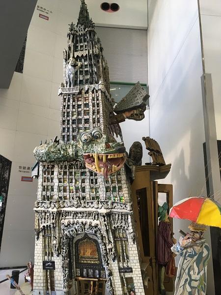 名古屋市美術館常設展 ルネサンス期の巨匠カラヴァッジオ展へ!