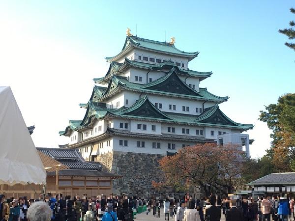 名古屋城 ルネサンス期の巨匠カラヴァッジオ展へ!