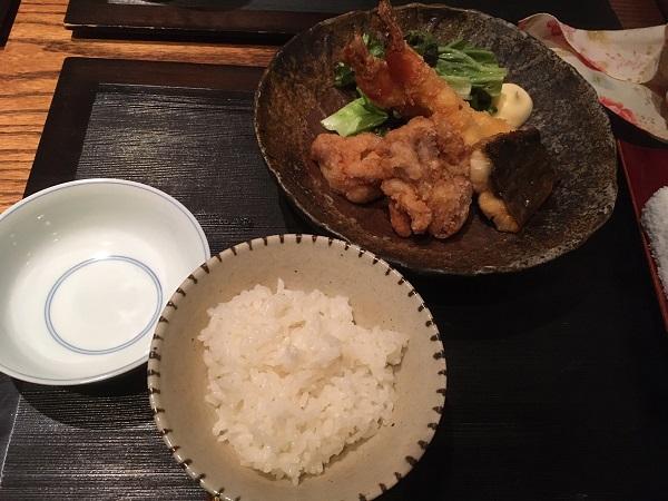 お子様セット ミシュラン店冨久屋(富山)