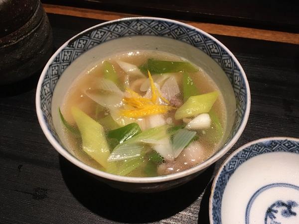 熊汁 ミシュラン店冨久屋(富山)