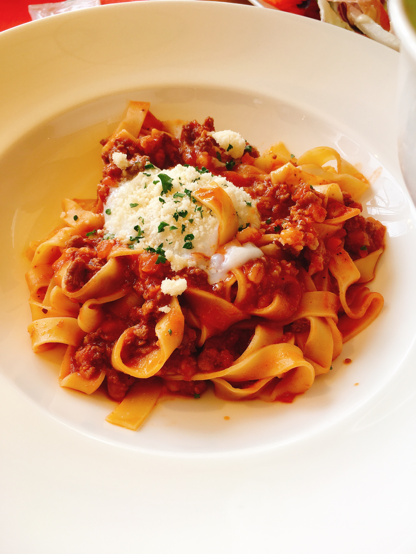 パスタ 金沢ランチ:サラダ食べ放題が嬉しい!イタリアンカフェぶどうの木