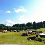 富山のキャンプ場なら閑乗寺公園(南砺市)がオススメな理由