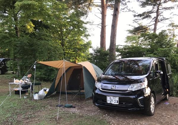 閑乗寺公園キャンプ場(富山県南砺市)がオススメな理由