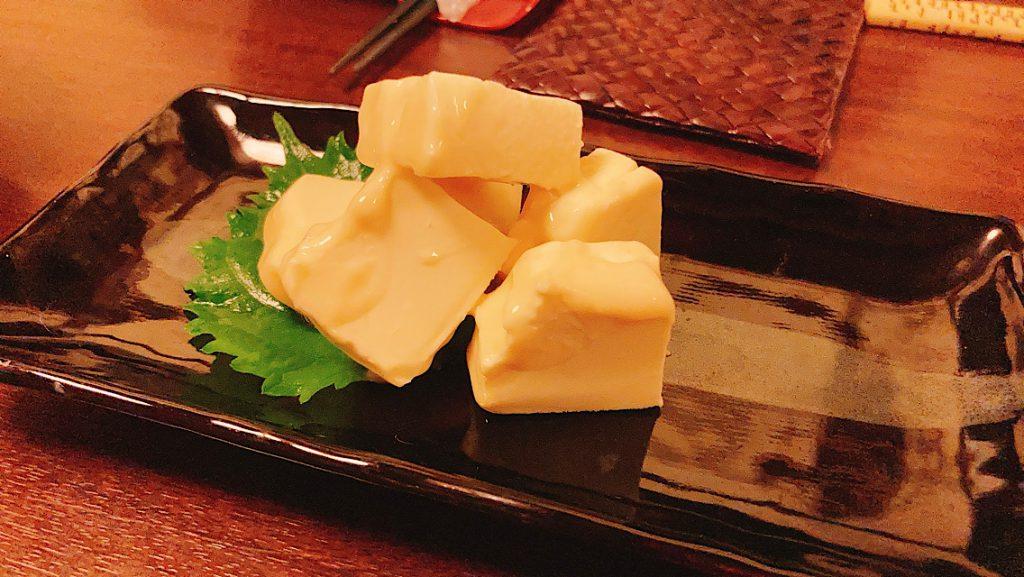 もてなし蔵和onさんで銘酒十四代を4種飲み比べ チーズ味噌漬け