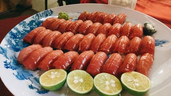 予約の取れない富山のお寿司屋さんを予約したら、予約日は・・・