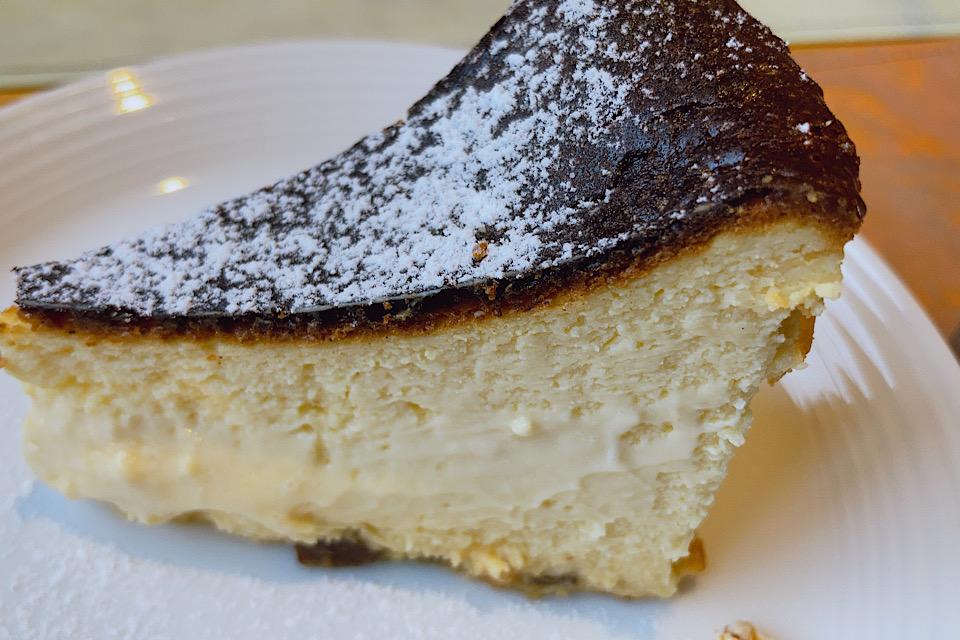 グルテンフリー チーズケーキ