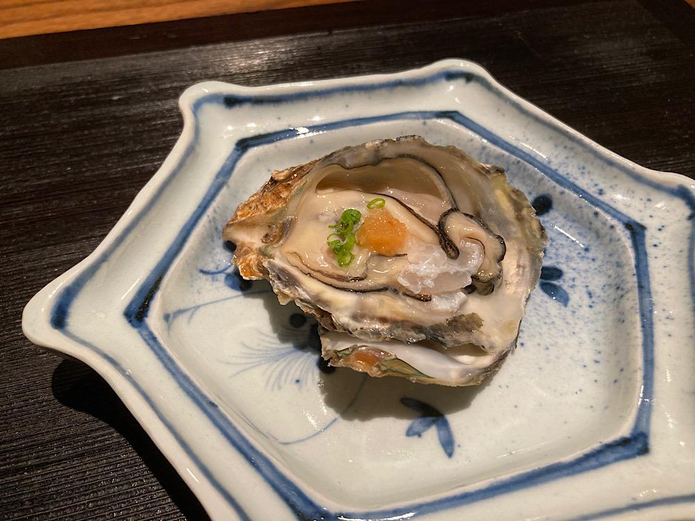 兵庫の牡蠣 日本料理冨久屋(ふくや)富山