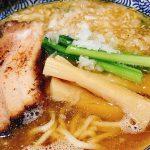二星製麺所MEGAドンキ魚津店で濃厚煮干しラーメン